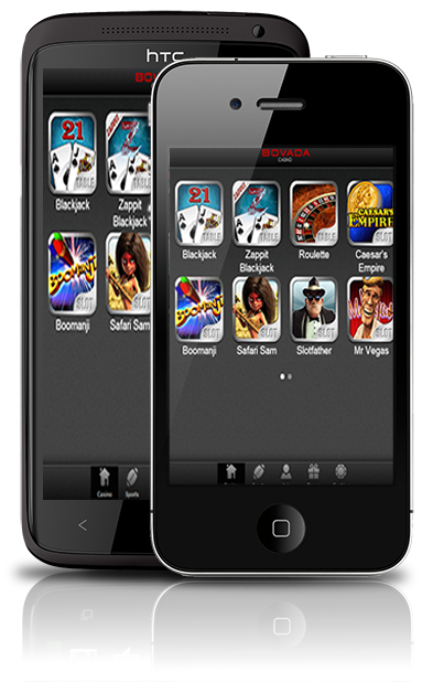 Bovada Is Our Top Mobile Casino On RTG Software Platform